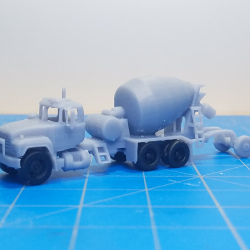 1990s Bulldog RB Cement Mixer
