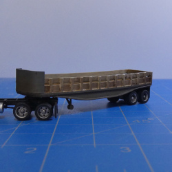 35ft stakebed trailer