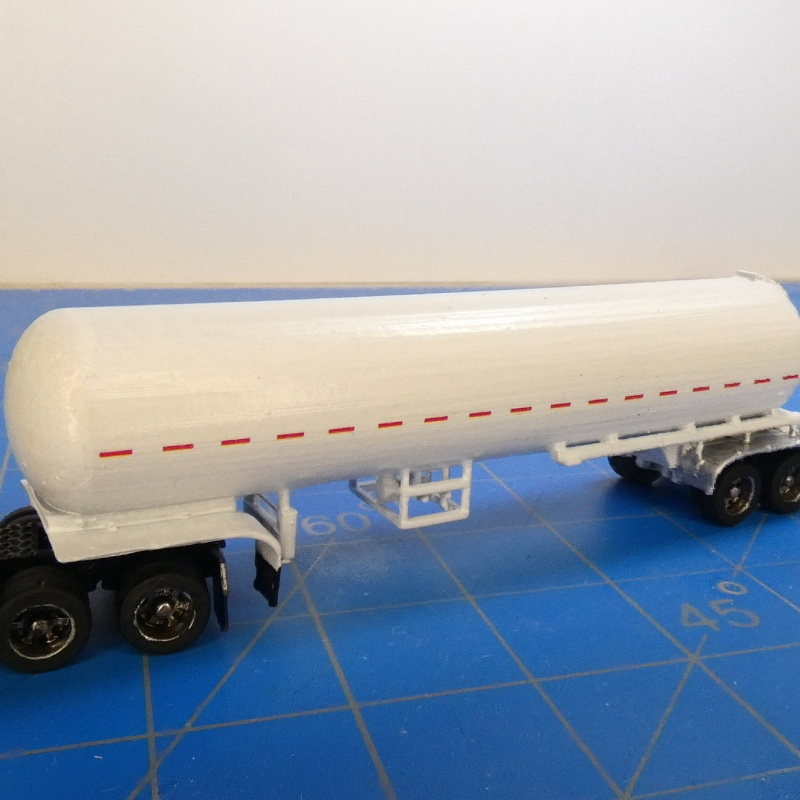 40 foot propane trailer